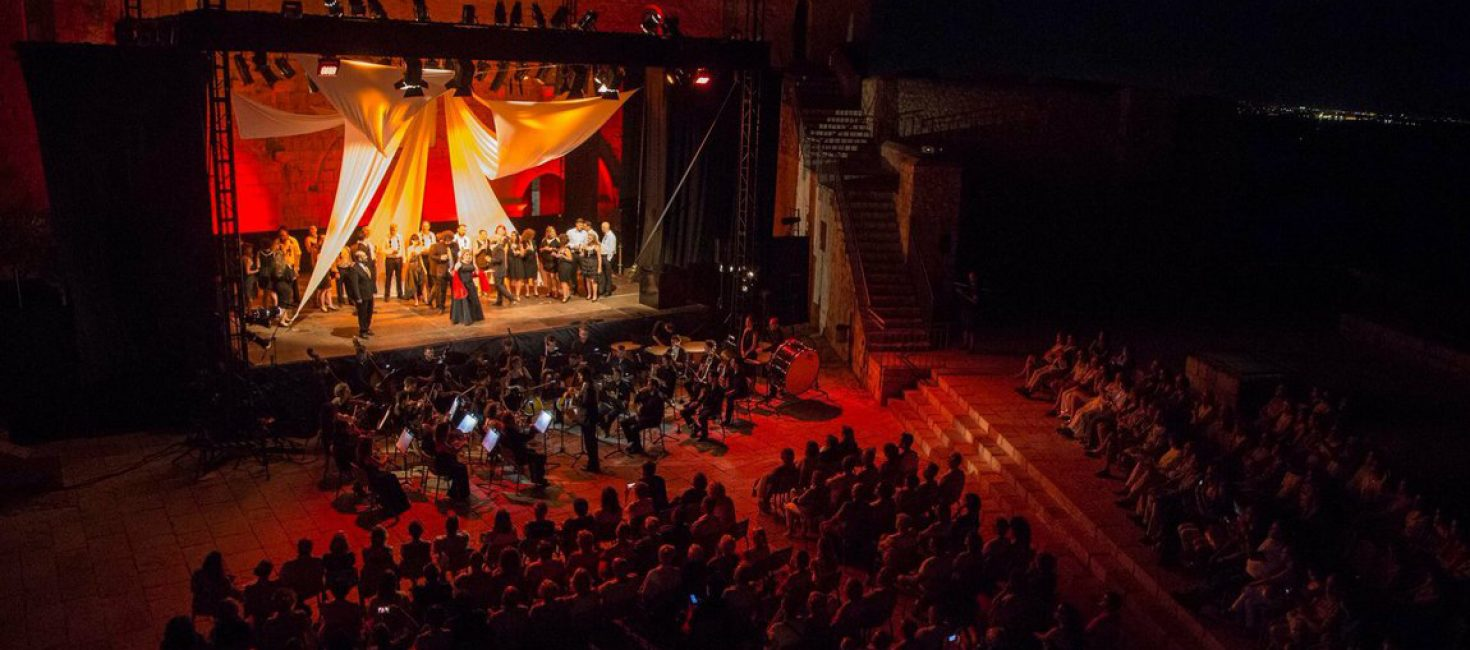 Peñíscola and the Classical Theatre Festival