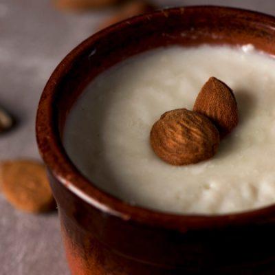 Menjar blanc, las natillas tradicionales de las Tierras del Ebro
