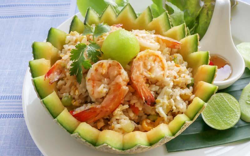 recetas con melón