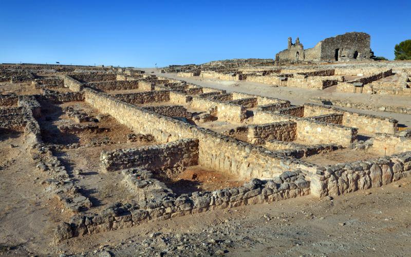 Ruinas de Recópolis