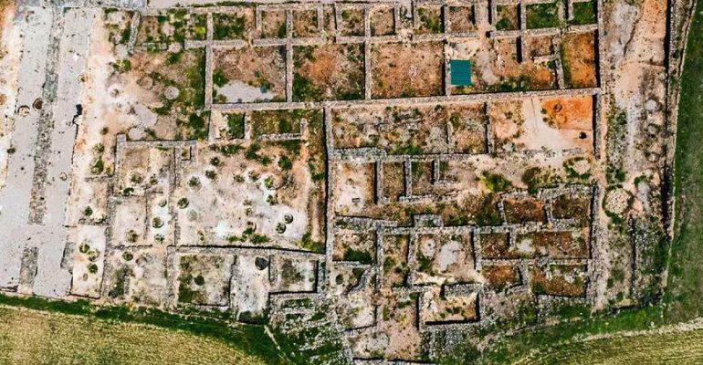 Recópolis, la última ciudad visigoda