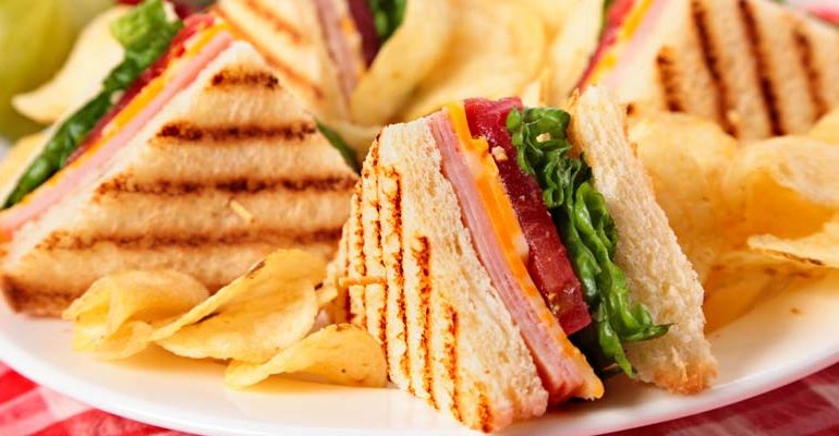 Sandwiches with a Spanish Touch