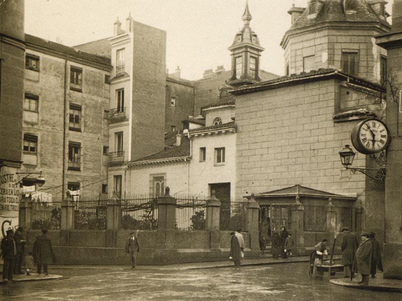 La Calle San Sebastian en el siglo XIX