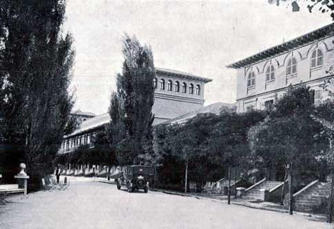 residencia estudiantes foto antigua