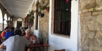 restaurante Casa del Monte