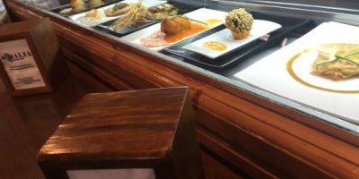 Comer Chinchilla Montearagon restaurante dalia
