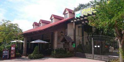 Comer en Santa Cilia restaurante bosque