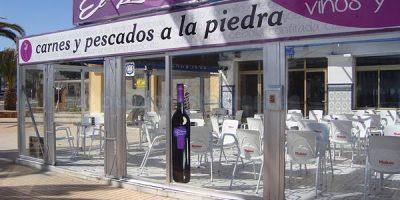restaurante El Rincón Secreto