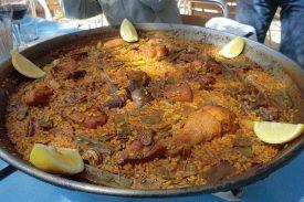 comer serra restaurante chaparral