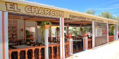 comer iznajar restaurante charcon