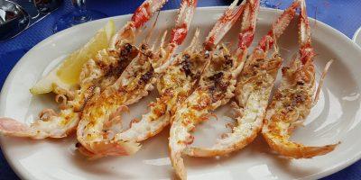marisco restaurante galeon punta humbria