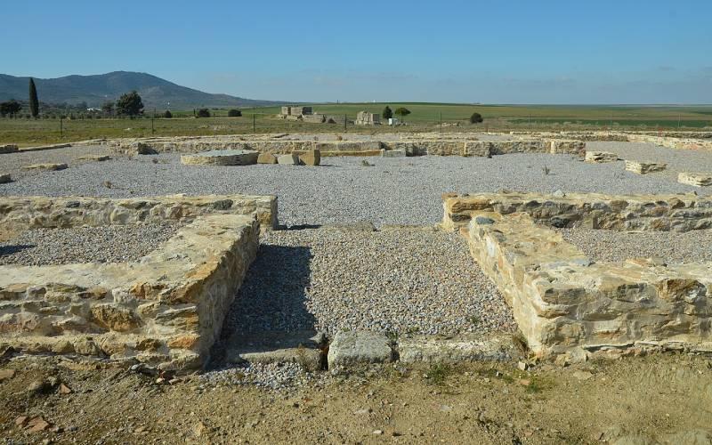 Ruinas de la ciudad de Regina Turdulorum