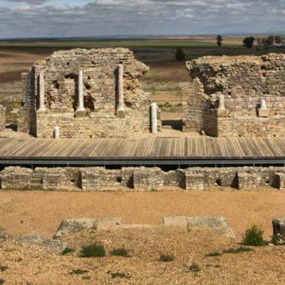 El teatro romano de Regina Turdulorum, el otro teatro romano de Extremadura