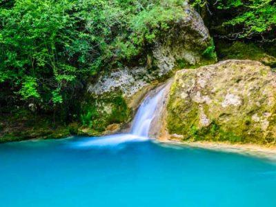 Nacimientos de ríos en España