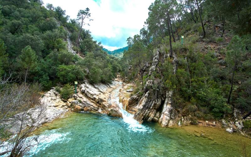 Ruta del río Borosa, Cazorla