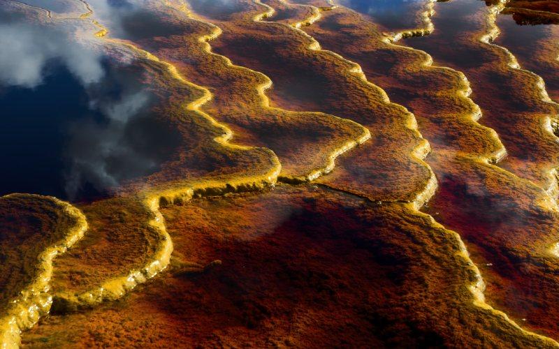 Formaciones del río Tinto