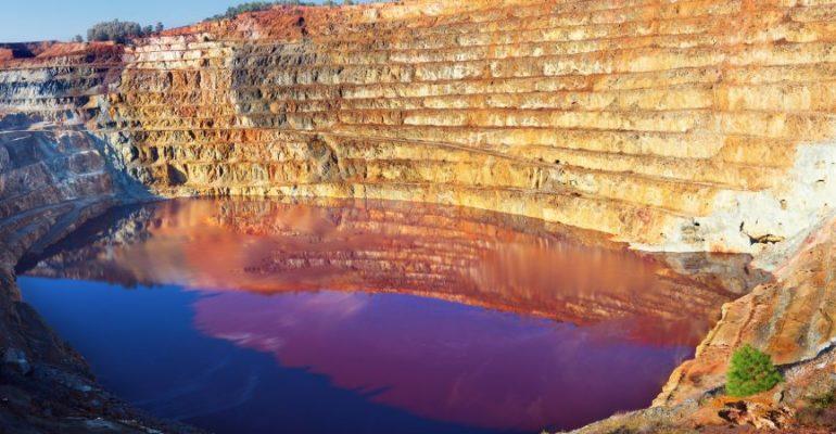Las minas de Riotinto, 2000 años de minería en un entorno marciano