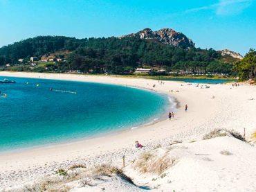 Paradis de l'Atlantique en Espagne