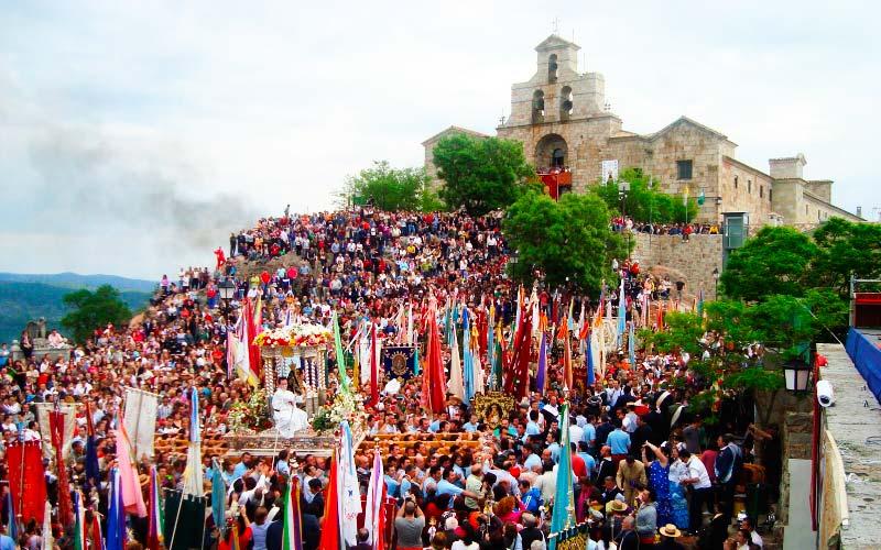 romerías españolas más populares