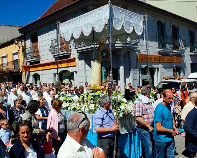 Romería Virgen de la Salud en Alcañices