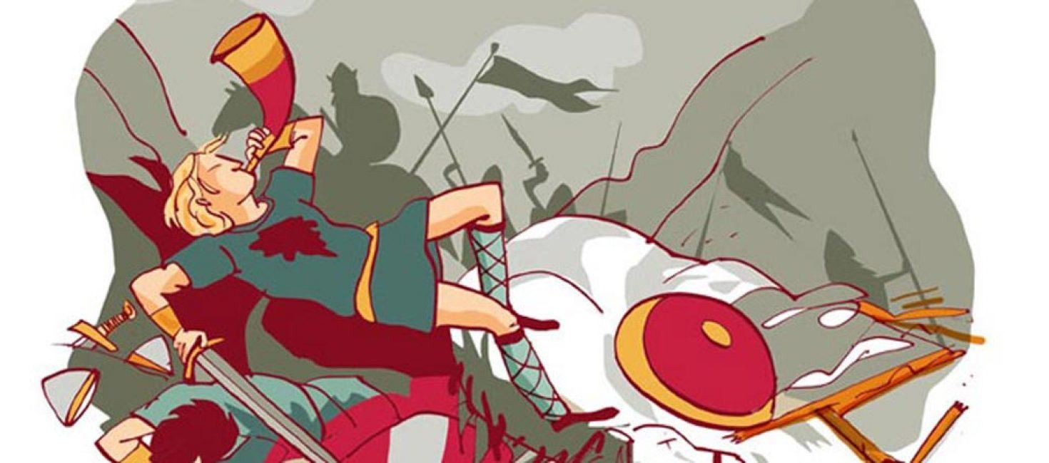 La Batalla de Roncesvalles