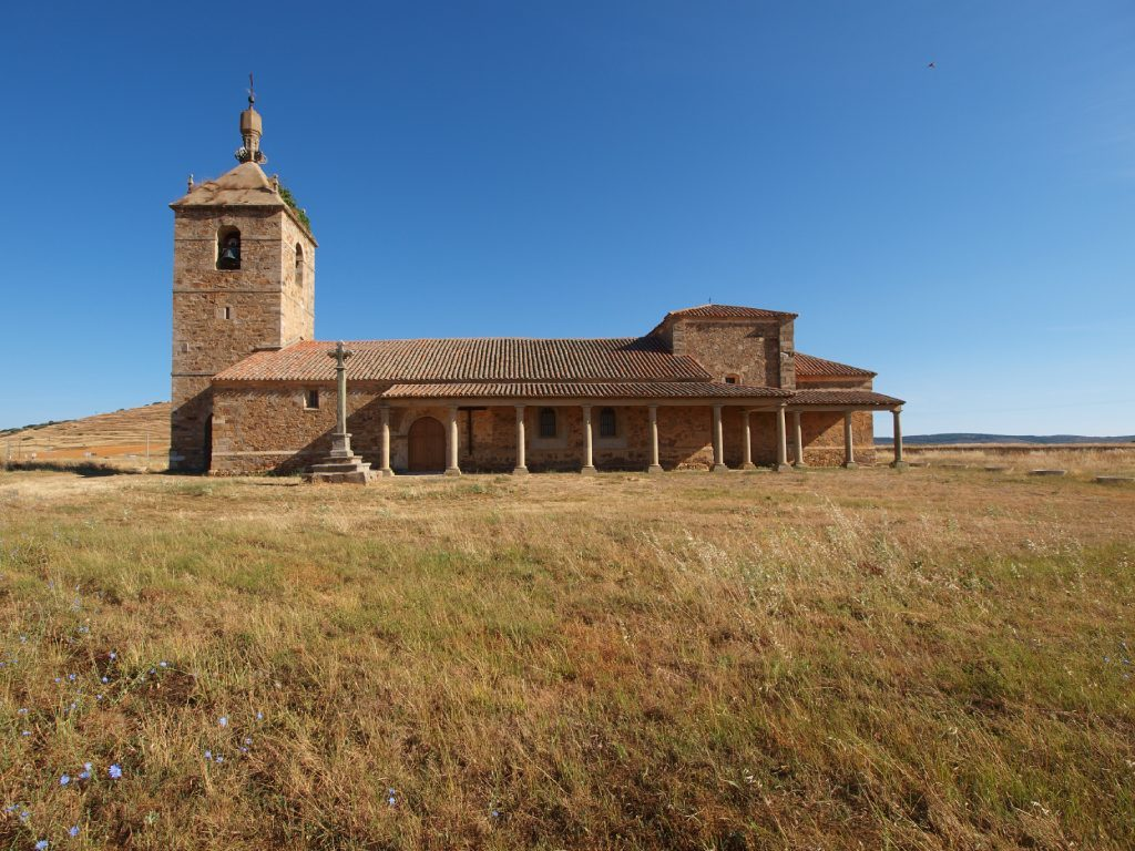 Santuario de Nuestra Señora en Rosinos de Vidriales