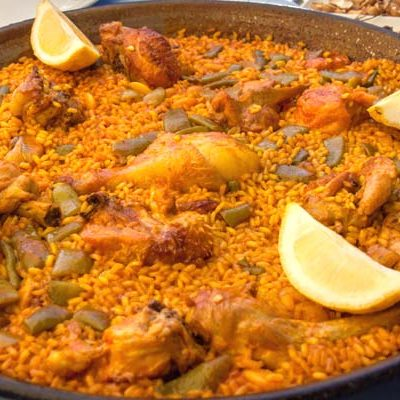Following the paella valenciana through Spain