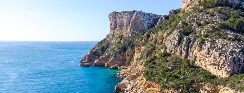 Ruta de Benitatxell, playas, acantilados y cuevas