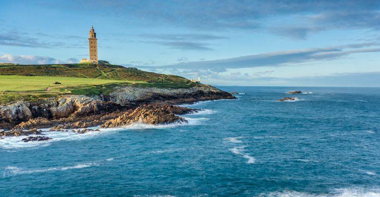 Ruta por la costa gallega
