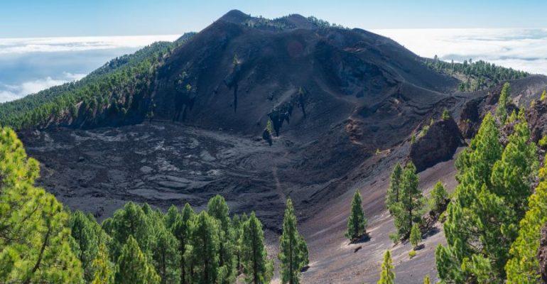 Ruta de los Volcanes de La Palma, el alma de una isla