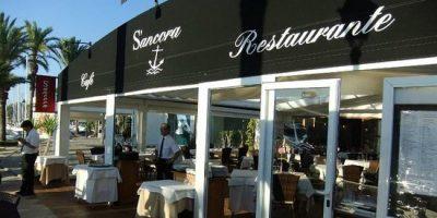 comer fornells restaurante sancora