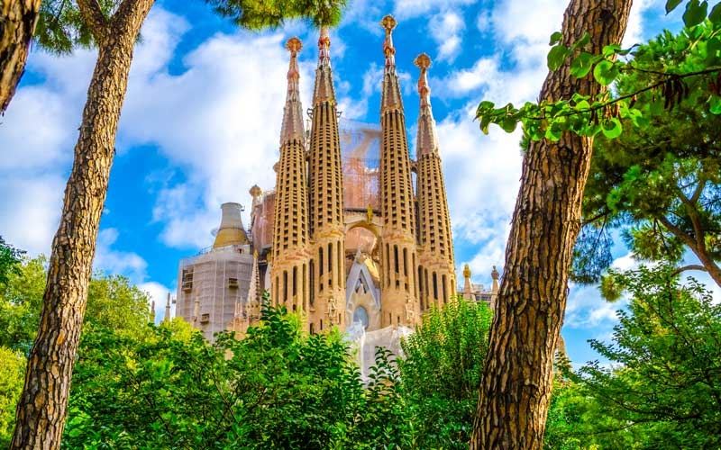 La Sagrada Familia: La Barcelona de Gaudí