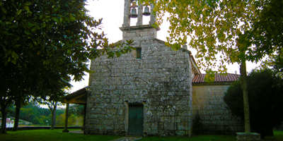 Iglesia de San Lorenzo de Sabucedo