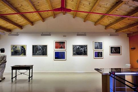 sala exposiciones zuloaga