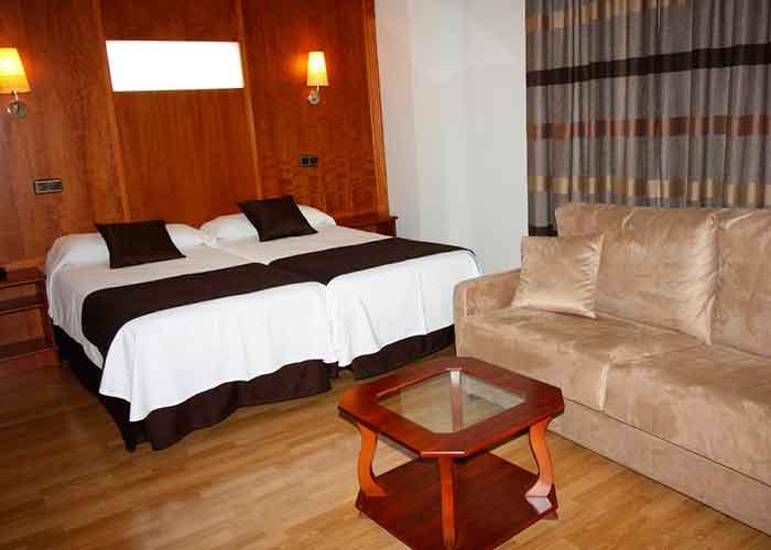dormir alba tormes hotel mozarbez salamanca