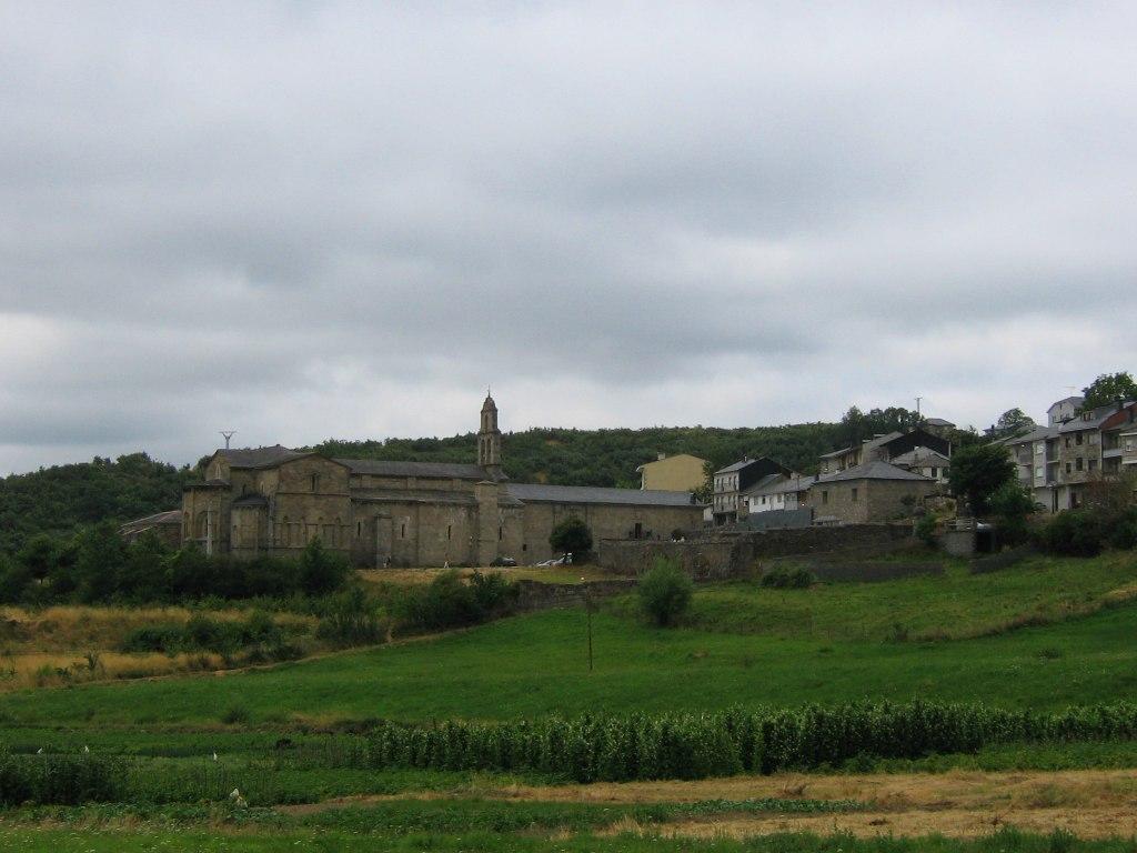 Monasterio de San Martín de Castañeda, Galende