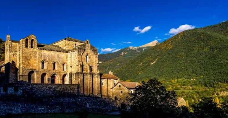 8 monastères impresionants en Aragon