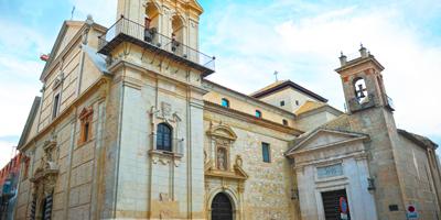 Iglesia de San Pedro Mártir en Lucena