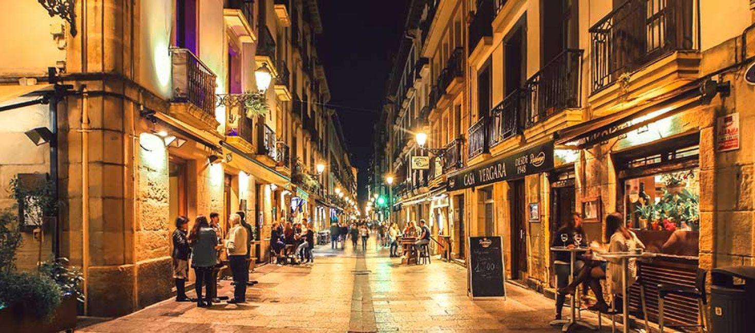 Restaurants de Donostia pour bien manger