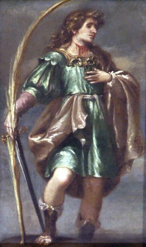 San Acisclo mártir