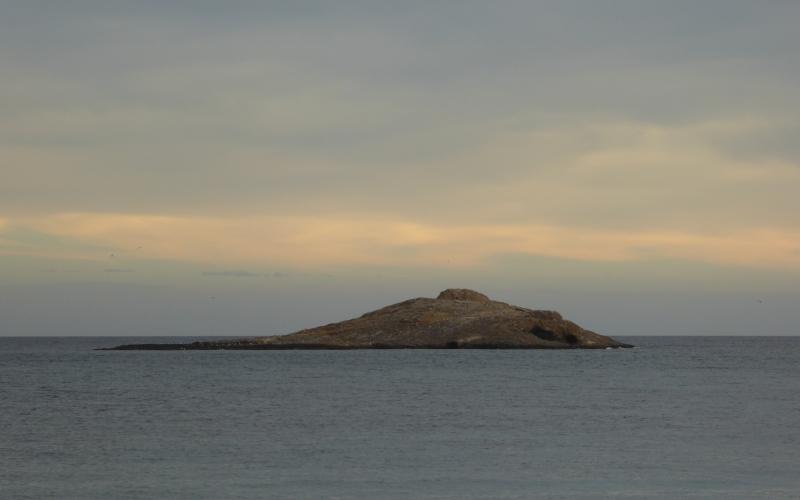 La isla de San Andrés