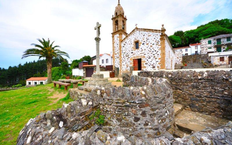 San Andrés de Teixido luce siempre impresionante