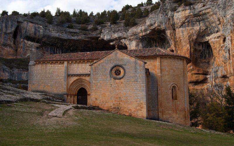 Se baraja que San Bartolomé de Ucero sea de origen templario