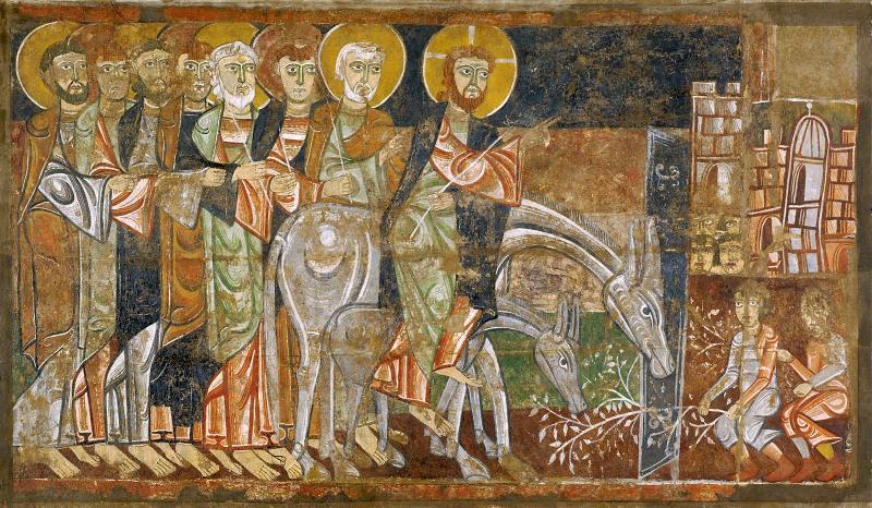 Frescos de San Baudelio