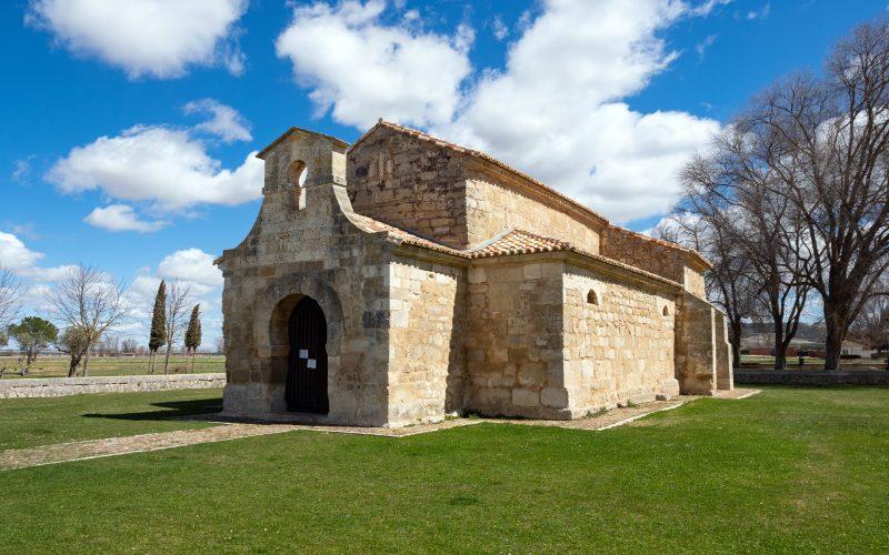 San Juan de Baños es una de las más antiguas iglesias de España