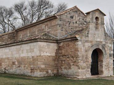 San Juan de Baños, el gran templo visigodo del norte de España