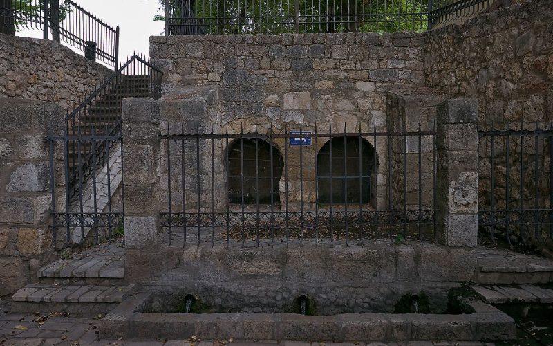 Fuente de San Juan en Baños de Cerrato