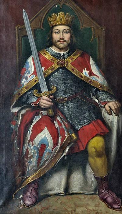 Alonso Pérez de Guzmán o Guzmán el Bueno