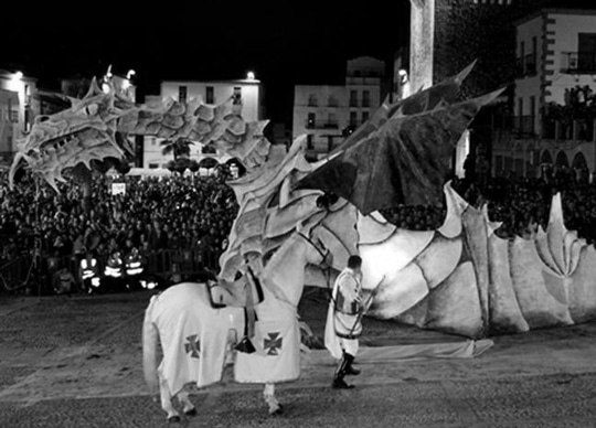 Fiesta de San Jorge Cáceres