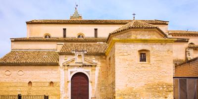 Iglesia de Santa María la Mayor de Baena